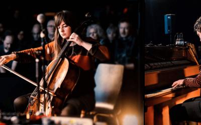LANGENOHLKAPELLE LEUCHTET! | FLUZ – NELE IMMER (VIOLONCELLO) // NILS RABENTE (Piano)