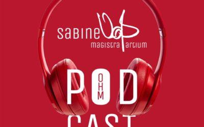 Sabines Podcast Beitrag Nummero 1